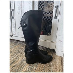 Franco sarto leather boots